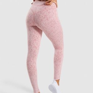 Gymshark workout out leggings